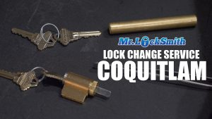 Lock Change Replacement Coquitlam BC