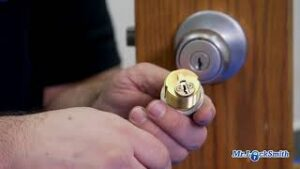 How to Remove a Lori Single Cylinder Deadbolt